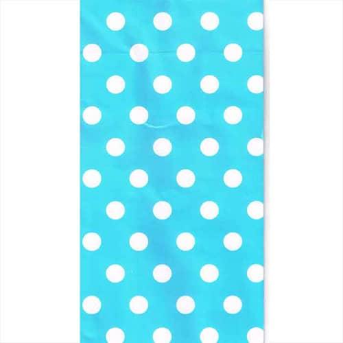 Blue-Polka-Paper-Bag