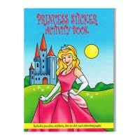 Princess Princess Sticker Books - Party Bag Fillers UK