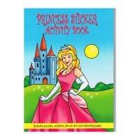 Princess Princess Sticker Books - Party Bag Fillers UK