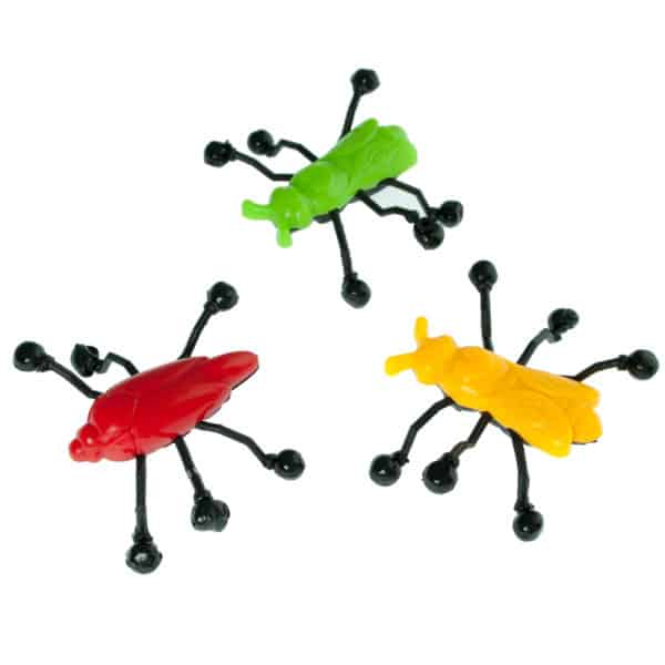 Window Crawler Bug Party Bag Fillers