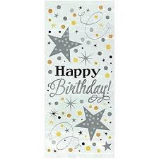 Birthday Star Cello Bags