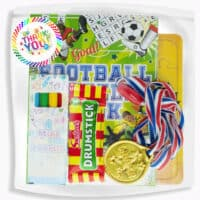 Filled-Party-bag-Football-Book